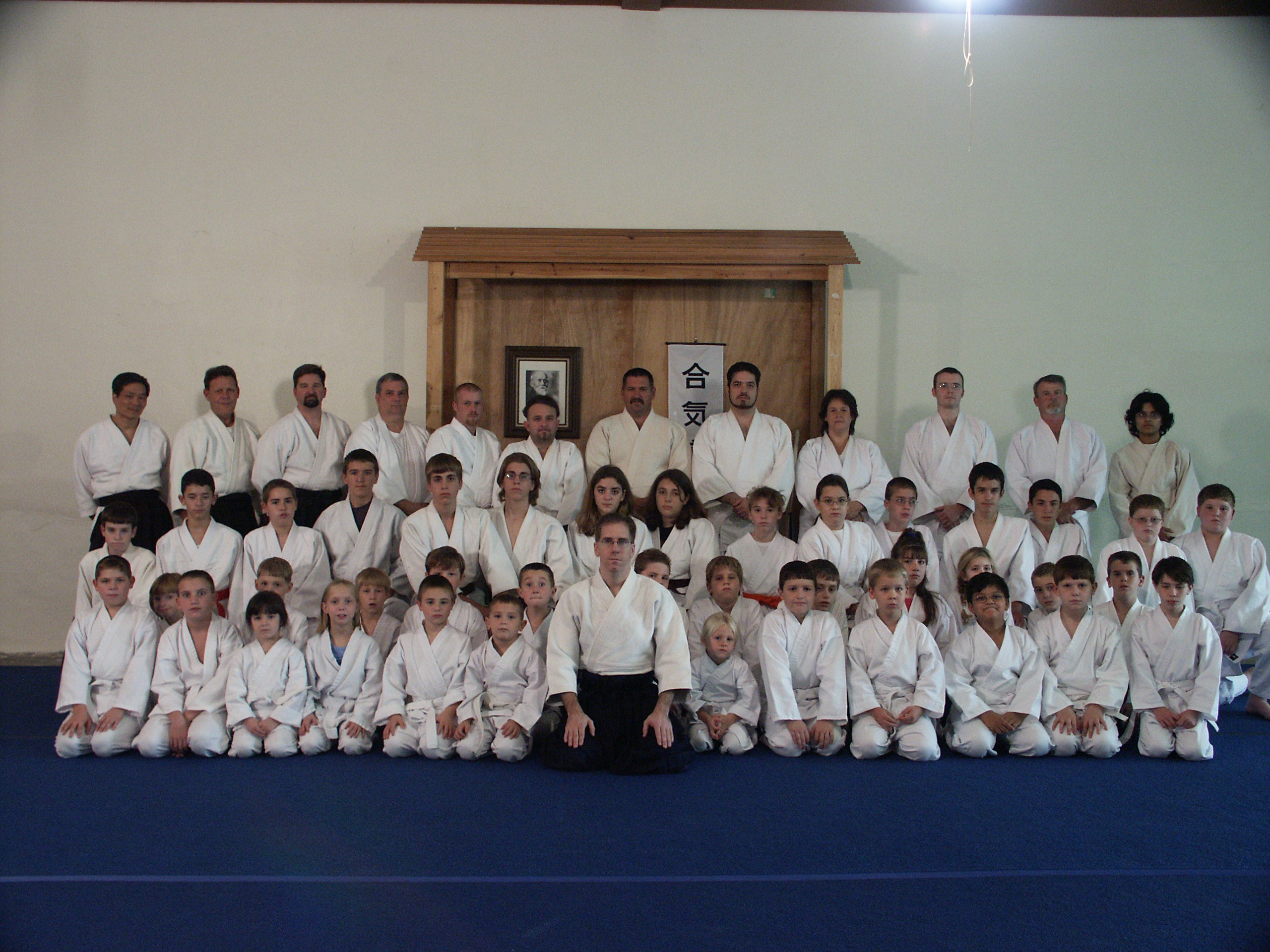Aikido Students at Aikido Schools of North Georgia