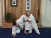 Matt Rose aikido with neice